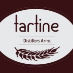 Logo Design for Tartine Restaurant at the Distiller's Arms