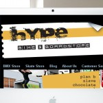 hype web design