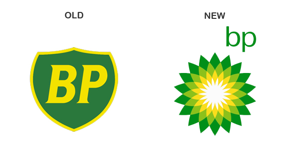 BP rebrand