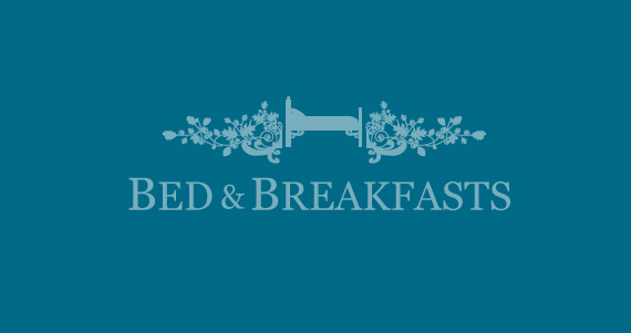 Bed and Braekfasts logo design