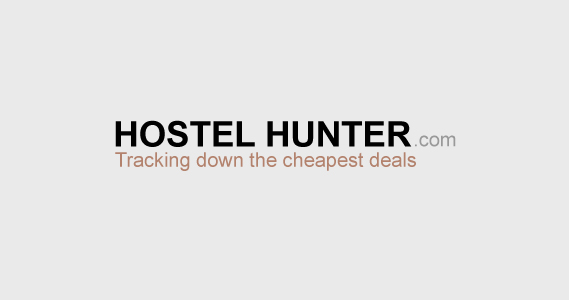 Hostel Hunter Logo Design