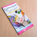 Play Therapy Brochure Design